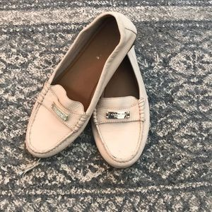 Coach Loafers Size 10 Blush Pink